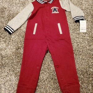 NWT Carter's University of Awesome One Piece 12M